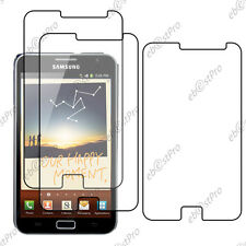 3 Film Protection Ecran Cristal Transparent Samsung Galaxy Note I9220 GT N7000