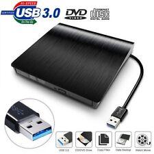 USB externo 3.0 DVD RW CD Drive Unidad Grabadora Lector Reproductor de Laptop PC