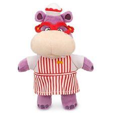 Disney Jr Doc McStuffins Hallie Hippo Bean Bag Plush Doll. Included