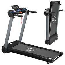 Laufband Heimtrainer Fitnessgerät Display Jogging Heimtraining ArtSport®