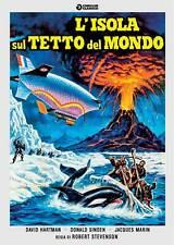 L'Isola Sul Tetto Del Mondo DVD GOLEM VIDEO
