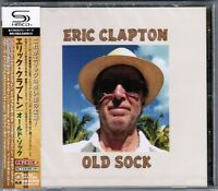 Sealed ERIC CLAPTON Old Sock JAPAN-ONLY SHM-CD UICP-1153 w/OBI Free S&H/P&P