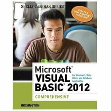 Microsoft Visual Basic 2012 for Windows, Web, Office, and Database Application..