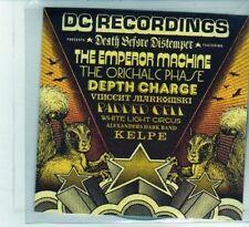 (DU821) Death Before Distemper, 14 tracks various artists - 2006 DJ CD