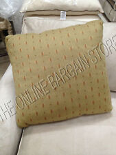 """Frontgate Bumble Bee Indoor Decorative bed sofa chair luxury Throw Pillow 20"""""""