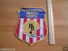 1970's Huntington Beach North Pop Warner large Football patch California