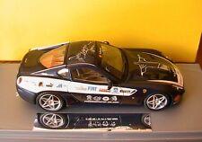 FERRARI 599 GTB FIORANO PANAMERICAN 20000 2006 METAL BLUE BBR GASOLINE GAS10055