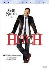 Hitch (DVD, 2005, Full Frame)
