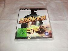 DRIVER San Francisco (PS3) komplett mit Anleitung