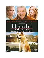 Hachi: A Dog's Tale (2009) DVD-Richard Gere-Joan Allen-Jason Alexander
