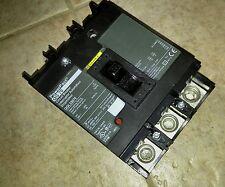 NEW SQUARE D QGL32070 3 POLE 70 AMP 240V HIGH INTERRUPTING BREAKER
