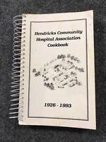 VTG Hendricks Minnesota MN Hospital Cook book history German Norwegian Dutch