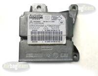 No Crash Data Citroen C4 Cactus SRS Airbag ECU Control Module 9812824480