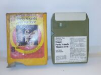 8 Track Cassette golden hour presents happy party sounds Tijuana style