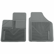 Husky HD Front Floor Mat GRY for Dodge/Ford/GM/Suzuki/Toyota Van/Truck/SUV 95-17