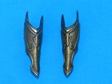 Hot Phicen Demon Huntress LEG ARMOR SHIN GUARDS spartan armor 1/6 Scale toys