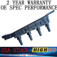 Direct Ignition Cassette Coil Pack Fit SAAB 9-5 3L V6t B308E 55561133 UF420