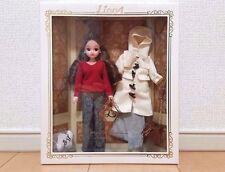 Licca Chan Doll Rika stylish doll collection Aibo Irish Muu style Figure F/S
