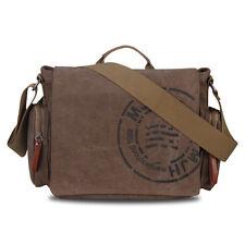 Men Travel Bags Military Canvas Bag Fashion Messenger Bags Vintage Shoulder Bags