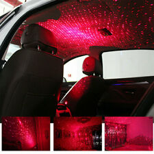 Car USB Star Sky Ceiling Light Projection Lamp Romantic Night Lights Atmosphere~
