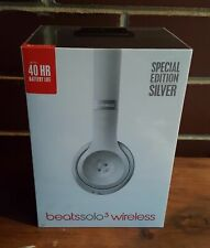 Beats by Dr. Dre Solo3 - SILVER Wireless Headphones