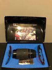 Vivitar Series 1 Qdos 70-210mm 3-Dimensional Lens System For Nikon
