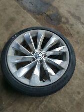 1 x VW Scirocco / Passat CC 18 Inch Turbine Interlagos Alloy Wheel.