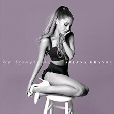 Ariana Grande - My Everything CD Album 0602537939527