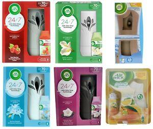 Air Wick Freshmatic Automatic Spray Machine Air Freshener & Refill Scents 250ml
