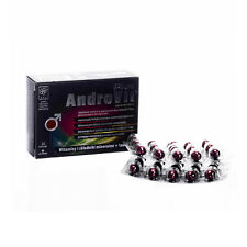 Androvit Plus Vitaminas y Minerales + 50mg Taurine Deporte Comida Suplemento 30