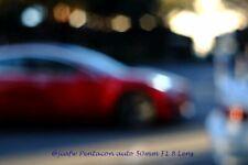 PENTACON auto 50mm F1.8 Lens M42 mount *Issues*