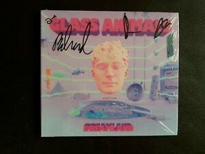 Glass Animals - Dreamland - CD - Signed Edition....Brand New & Sealed