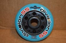 Division55 100mm 87a  Brand New scooter wheel  1-wheel  yak lucky proto mgp