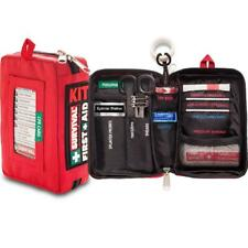 SURVIVAL Compact First Aid KIT - A small, portable KIT for Outdoors