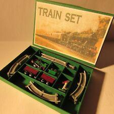 Dollhouse miniature ~ 12 th scale ~ Dolls house ~ train set