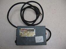 High Voltage Kodak A2K Static Eliminator Power Unit: 117 VAC Output: 5000V 5kV