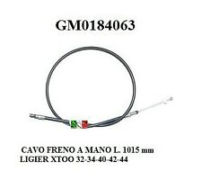 CAVO FRENO A MANO DX O SX LIGIER VEDI APPLICAZIONE GM0184063