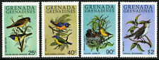 Grenada Grenadines 378-381, MNH. Birds, 1980