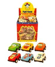12 Pull back cars party bag fillers or christmas stocking toys gifts UK SELLER