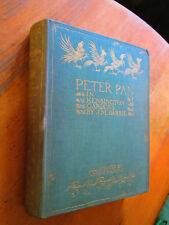 PETER PAN IN KENSINGTON GARDENS Arthur Rackham 1912