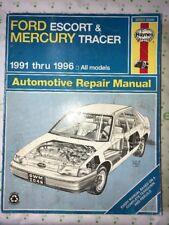 Haynes 36020 (2046)  Ford Mercury Repair Manual