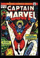 Captain Marvel #29 VF/NM 9.0