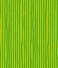 0,5m  Westfalenstoffe grün, hellgrüne Streifen 0,5m Junge Linie