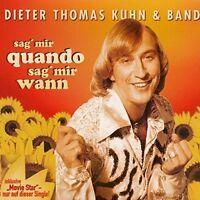 Dieter Thomas Kuhn & Band Sag' mir quando, sag' mir wann (1998) [Maxi-CD]