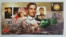 More details for red dwarf - signed/autographed stamp cover  by christopher barrie