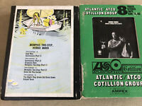 (2) 8 Track Tape Lot - Herbie Mann Muscle Shoals Nitty Gritty & Memphis Two-Step