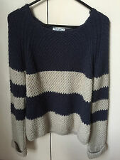 Hot Options Striped Knit - Size 12