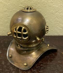 New Benzara Deep Sea Diving Divers Helmet for Home Office Decor Sculpture