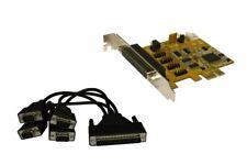 EXSYS ex-44054 - PCI-Express Mapa 4x Serial rs-232 CON 37 Pin Conexión