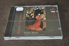 Johann Pachelbel: Clavier Music, Vol. 1 (CD, Apr-2009, MDG)